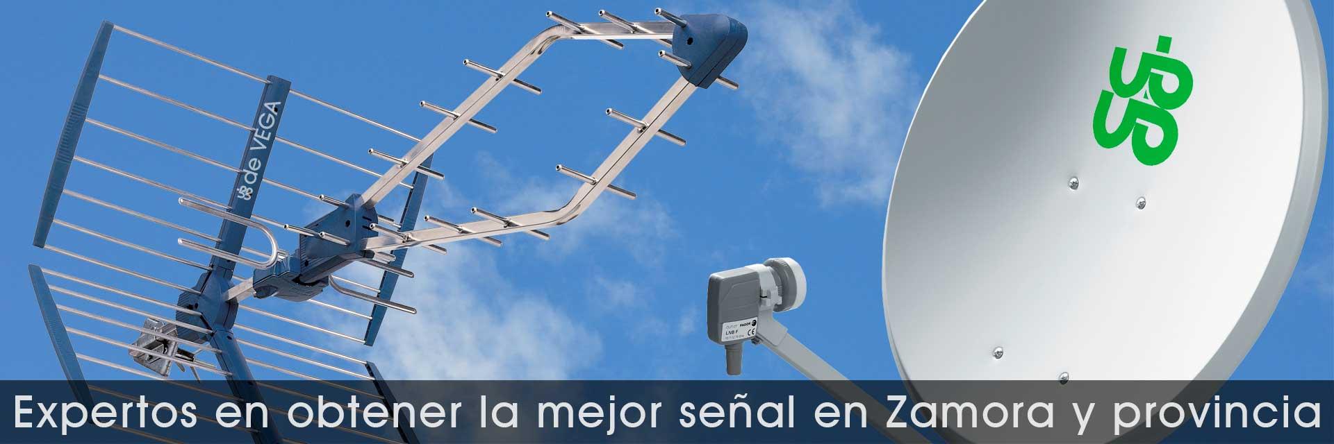 Antenas TV colectivas. Antenas individuales. Parabólicas. Repetidores TV.